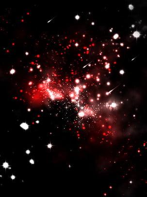 Fondo de cielo estrellado de fantasía universo Antecedentes Sueño Universo Cielo estrellado Fondo rojo La Antecedentes Sueño Universo Imagen De Fondo