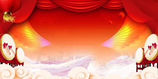 お祝い新年ガラパーティーの背景素材 新年のパーティーの背景 新年パーティーの背景素材 春祭りガラステージの背景 背景画像