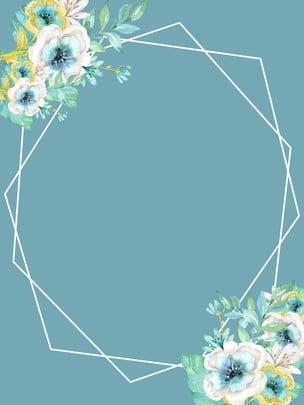 flower invitation background design , Flower Background, Background, Background Display Board Background image