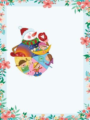 hoa santa claus quảng cáo nền , Nền Quảng Cáo, Hoa, Giáng Sinh Ảnh nền
