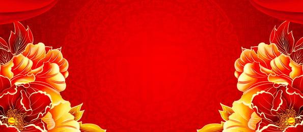 fresh china red glory 2019 bối cảnh cuộc họp thường niên của công ty, Nền Khí Quyển, Bối Cảnh Gây Sốc, Nền đỏ Ảnh nền
