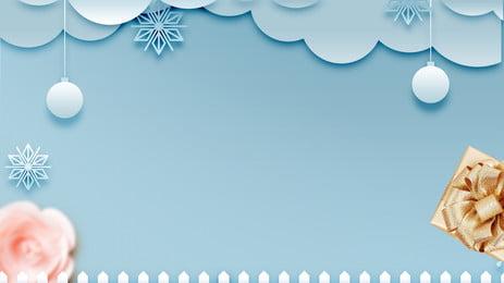 thiết kế nền chủ đề giáng sinh tươi, Hoa, Quà Tặng, Giáng Sinh Nền Ảnh nền