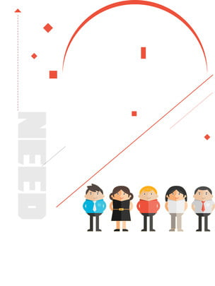 新鮮な手描きのホワイトカラー広告の背景 広告の背景 長方形 こども 背景画像