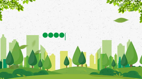 Fresh Natural Park Advertising Background, Advertising Background, Fresh, Natural, Background image