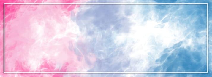 Cảm nhận màu sắc tươi tỉnh Sơn Banner nền nền Banner Nền Mơ Hình Nền
