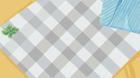 ताजा प्लेड मेज़पोश भोजन विज्ञापन पृष्ठभूमि डिजाइन, ताजा पृष्ठभूमि, प्लेड मेज़पोश, चित्रण पृष्ठभूमि पृष्ठभूमि छवि