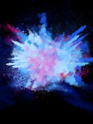 完全抽象カラーペイントスプラッシュバックグラウンド , 単純な, 文学, スプラッシュバックグラウンド 背景画像