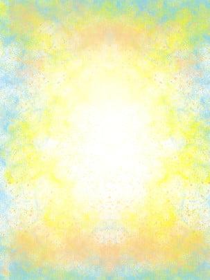 Full Colorful Watercolor Hình Nền