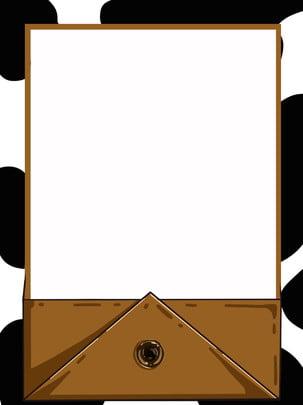 全オリジナル封筒の背景牛革の乳牛模様 , 封筒, 封筒の背景, アニメ 背景画像