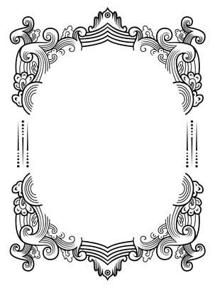 全歐式邊框背景 , 歐式邊框, 邊框, 花紋紋理 背景圖片