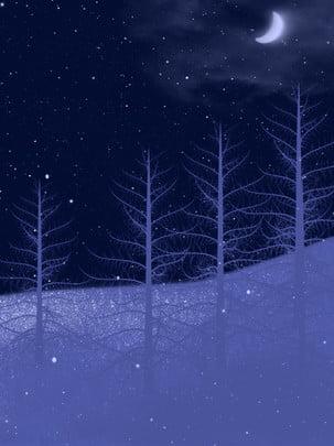Tất cả những ngôi sao trên nền trời gió Original bằng tay 唯美 Đêm Bầu Hình Nền