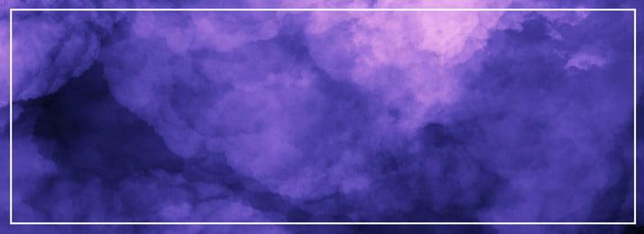 full purple minimalist smoke banner background, Purple, Simple, Smoke Background image