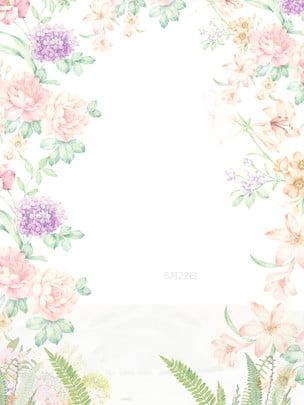 लड़की दिल गुलाबी निविदा फूल शाखा विज्ञापन पृष्ठभूमि , विज्ञापन की पृष्ठभूमि, किशोर दिल, फूल की शाखा पृष्ठभूमि छवि