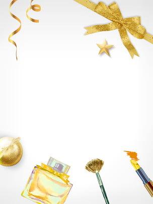 Golden bow nước hoa thiết kế nền son môi Nền Vàng Nước Hình Nền