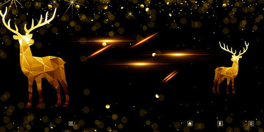 golden christmas ad background, Advertising Background, Light Spot, Spot Background image