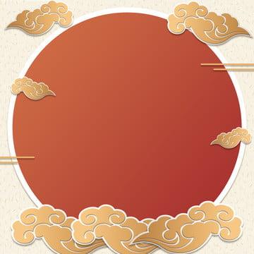 황금 축제 신년 결혼식 배경 템플릿 , 새해, 축제, 웨딩 배경 이미지