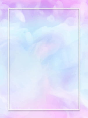 gradient abstract watercolor border , Watercolor, Frame, Background Background image
