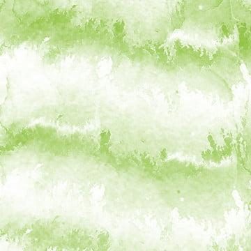 잔디 녹색 수채화 최소한의 배경 , 녹색, 신선한, 수채화 물감 배경 이미지