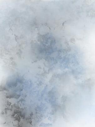 màu xanh xám vẩy mực trung quốc nền màu nước cảm nhận cơn gió , Trung Quốc Phong, Thuỷ Mặc, Watercolour Nền Ảnh nền