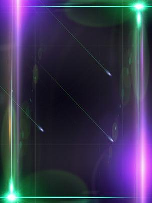 green purple technology smart background , Green, Purple, Background Background image
