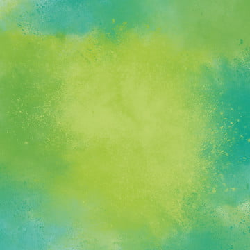 Green Watercolor Stack Rhyme, Green Tone, Banner, Splash Effect, Background image