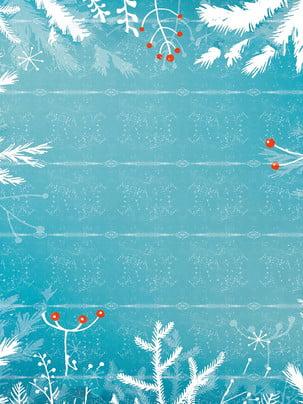 Vẽ tay bông tuyết mùa đông đến vật liệu nền màu xanh Vẽ tay Bông tuyết Nền Tuyết Xanh Mùa Hình Nền