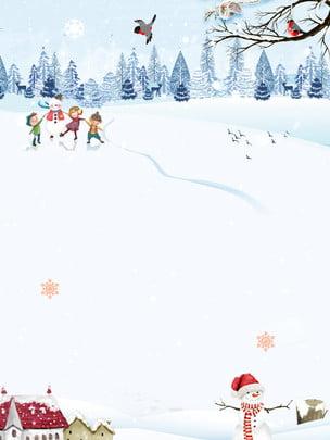 Bằng tay trong Tuyết Tuyết mùa đông bài hát nền cho trẻ em Mùa Đông Mùa Hình Nền