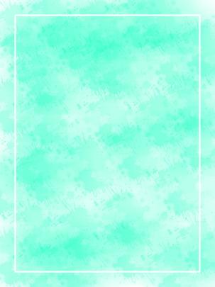잉크 테두리 배경 일러스트 레이션 , 잉크, 밝은 색조, 녹색 배경 이미지