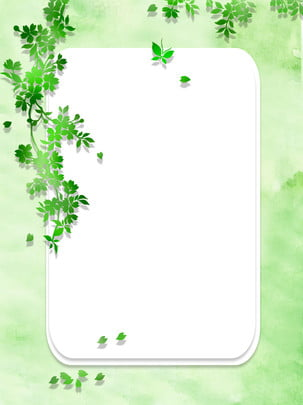 light green watercolor flowers decorative advertising background , Flower Decoration, Cascading, Advertising Background Background image