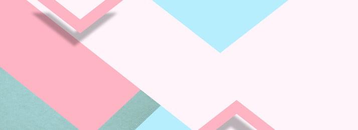 लाइट पेस्टल ज्यामितीय बैनर पृष्ठभूमि गुलाबी हल्का नीला ज्यामिति धूसर सफेद साहित्य और कला सरल नीला पृष्ठभूमि छवि