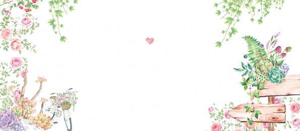 साहित्यिक ताजा फूल विज्ञापन पृष्ठभूमि, विज्ञापन की पृष्ठभूमि, शिष्ट, ताज़ा पृष्ठभूमि छवि