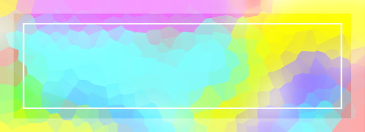 Low Polygon Banner Background, Low Polygon Banner Background, Background image