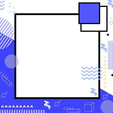 メンフィスブルーの背景 , バックグラウンド, ジオメトリ, クリエイティブ 背景画像