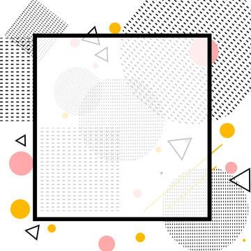 メンフィスファッションの幾何学的な広告の背景 , 広告の背景, 文学, ファッション 背景画像