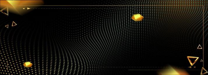 Tối thiểu nền đen vàng poster Đơn Giản Vàng Hình Nền