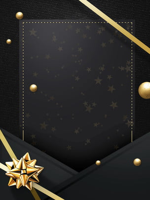 chất liệu nền vàng đen tối giản , Đơn Giản, Nền đen, Ruy Băng Vàng Ảnh nền