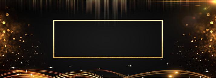modelo de plano fundo ouro preto starlight linha minimalista, Simples, Fundo Minimalista, Line Imagem de fundo