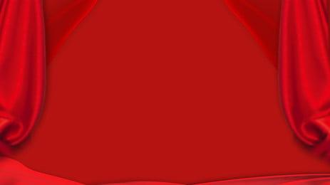 मिनिमलिस्टिक रेड स्टेज फेस्टिवल यूनिवर्सल बैकग्राउंड, न्यूनतम पृष्ठभूमि, लाल पृष्ठभूमि, स्टेज की पृष्ठभूमि पृष्ठभूमि छवि
