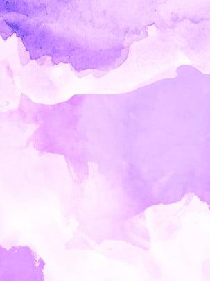 Minimalistic watercolor purple gradient background template , Simple, Minimalistic Background, Gradient Background image