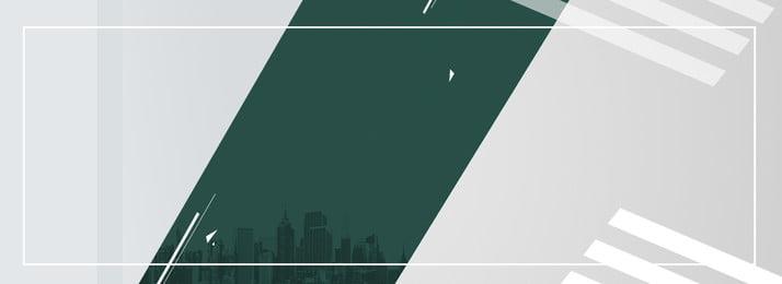 Modern Fashion Life Minimalist Banner Background Silhouette,dark Green,frame,gray Shading,white, Parallel, Lines, Modern Fashion Life Minimalist Banner Background, Background image