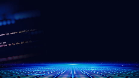 Modern Minimalist Technology Background Technology Background,background Design,blue, Background, Psd, Technology, Background image