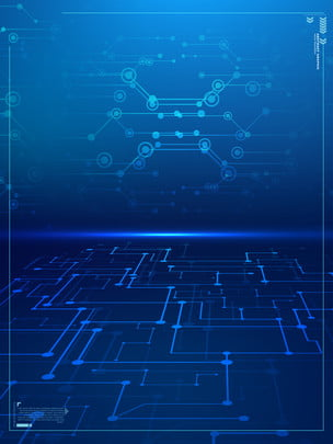 रहस्यमय नीली काली तकनीक डेटा पृष्ठभूमि , डेटा पृष्ठभूमि, व्यावसायिक पृष्ठभूमि, नीली पृष्ठभूमि पृष्ठभूमि छवि