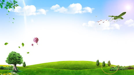 自然な草の広告の背景, 広告の背景, ナチュラル, グラスランド 背景画像