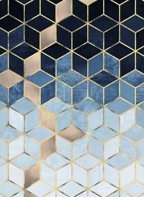 北歐風幾何圖形h5背景2 , 金屬風, 北歐風, 幾何圖形 背景圖片