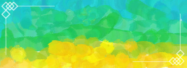 Oil Painting Gradient Polygon Banner Material Material,painting, Oil Painting Gradient Polygon Banner Material, Material, Painting, Background image