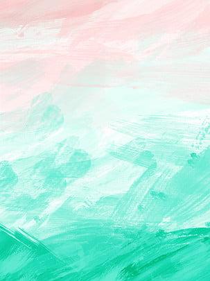 pintura al óleo acuarela material de fondo degradado , Fondo Publicitario, Pintura Al óleo, Acuarela Imagen de fondo