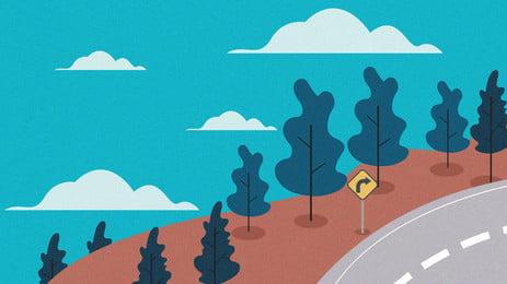 Gỗ ngoài trời vật liệu nền đường băng Rừng Đường Băng Hình Nền