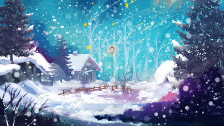 Painted Fantasy Forest Fairy Tale Background Background,fantasy Background,illustration Background,forest,forest,advertising, Background, Background, Material, Background image
