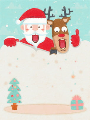 Sơn santa claus elk thiết kế nền , Giáng Sinh Nền, Trang Trí Giáng Sinh, Giáng Sinh Vui Vẻ hình nền