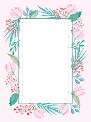 mão de rosa desenhada fundo floral botânico minimalista , Planta, Fundo, Flor Imagem de fundo